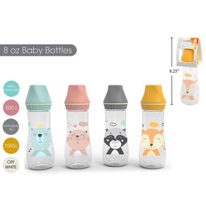 Baby Bottle 8Oz - Dollar Max Depot
