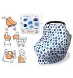 Tootsie Baby Blue Multi-Use Cover - Dollar Max Depot