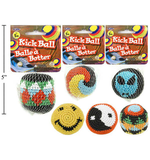 "2.25"" Toy Kick Ball - Dollar Max Depot"