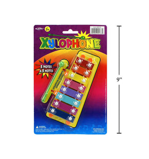 5.5' 8 Notes Colourful Xylopone B/C - Dollar Max Depot