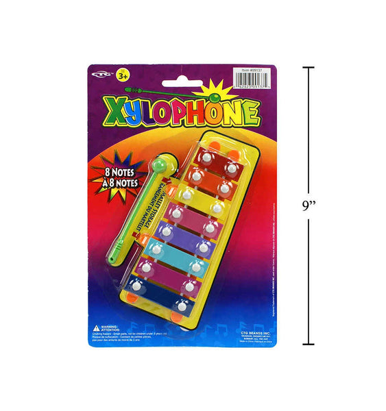5.5' 8 Notes Colourful Xylopone B/C