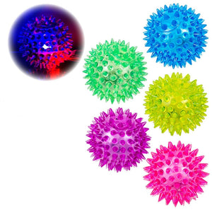 2in Light Up Ball - Dollar Max Depot