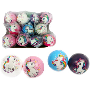 Pu Balls Unicorn Designs - Dollar Max Depot