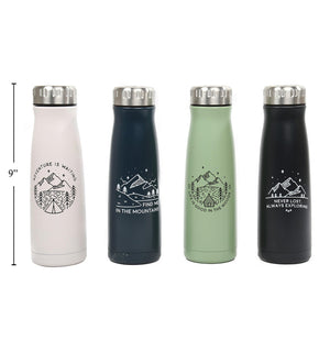 Pure 500 ml Thermos Bottle True North - Dollar Max Depot