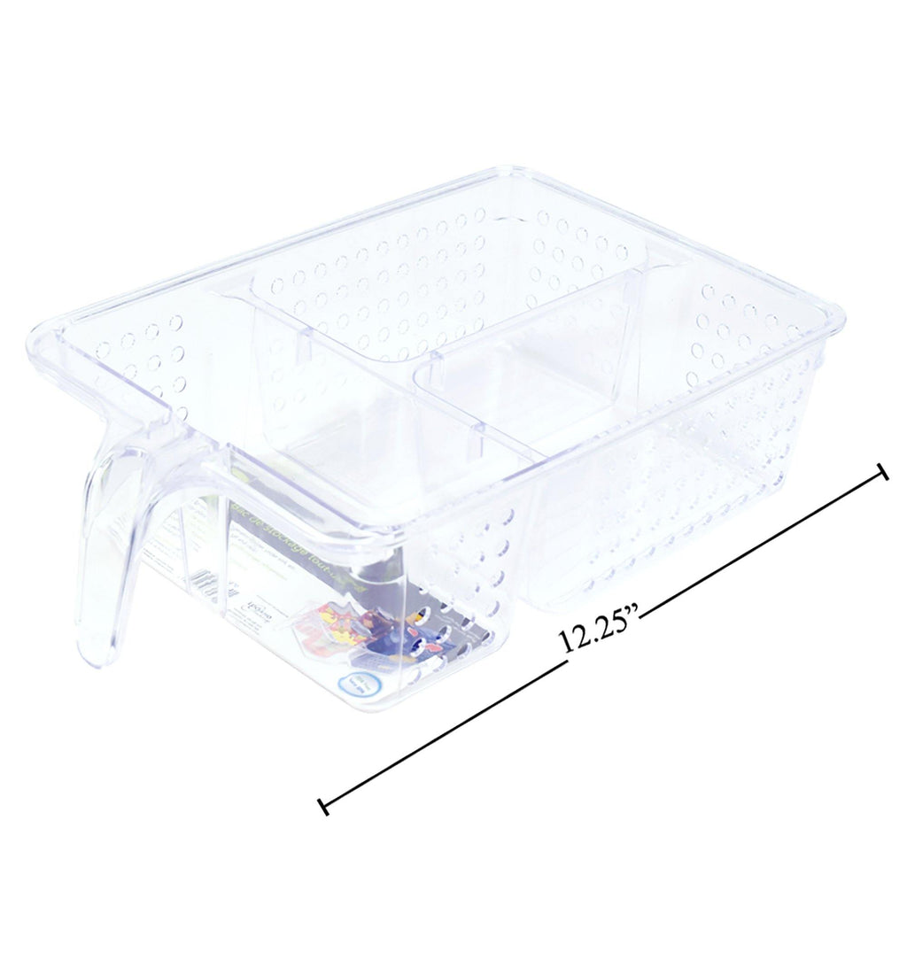 L.Gourmet All Purpose Storage Bin - Dollar Max Depot
