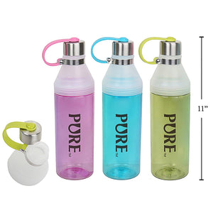 Pure 950 ml Infuser Sport Water Bottle - Dollar Max Depot