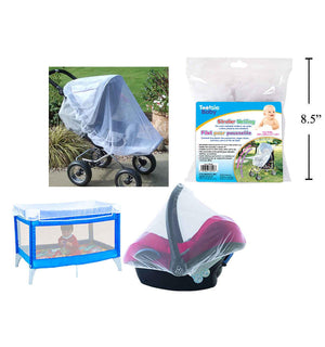 Tootsie Baby Mosquito Net Cover - Dollar Max Depot