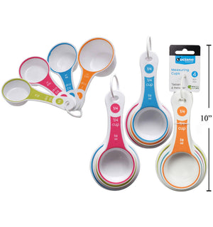 Luciano 4-Pc Measuring Cup Set