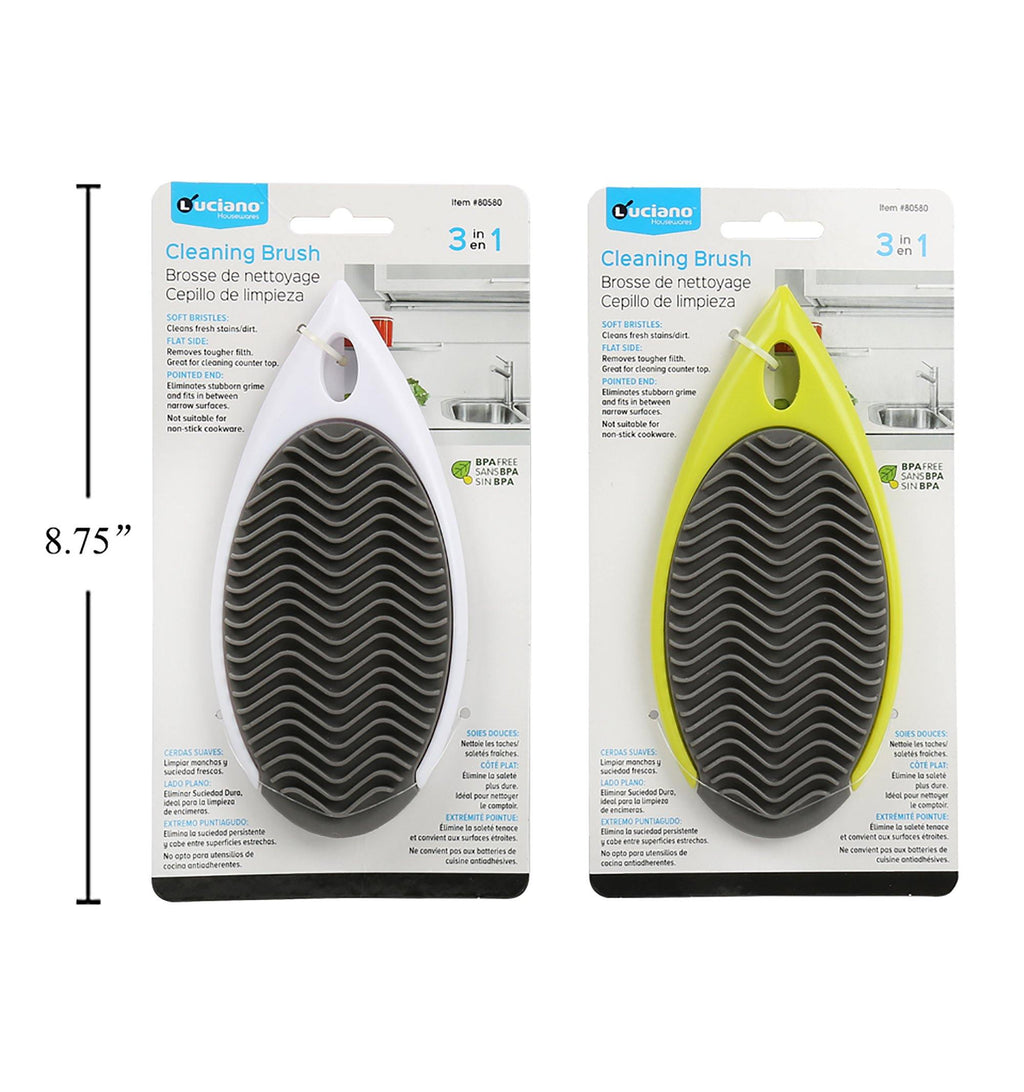 Luciano Cleaning Brush