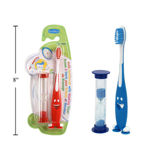 Bodico Children Toothbrush W/ - Dollar Max Depot