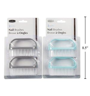 Bodico 2Pc Nail Brush - Dollar Max Depot