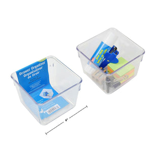 "H.E.4"" Drawer Organizer Label - Dollar Max Depot"