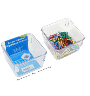 "H.E.3"" Drawer Organizer Label - Dollar Max Depot"