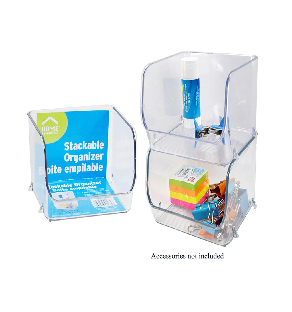 "H.E. 4.5""Stackable Organizer Label - Dollar Max Depot"