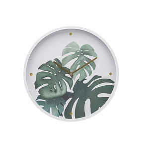 Hays Monstera 14In Wall Clock