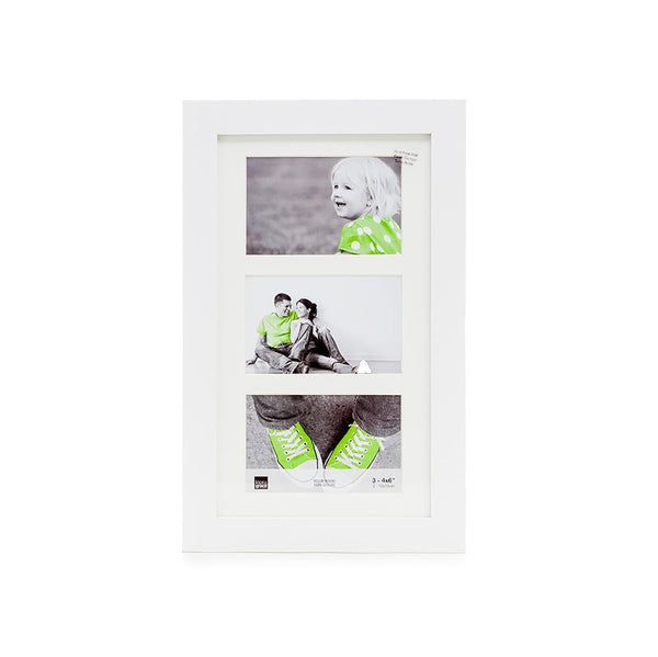 Langford Collage Frame 8X14In (For 3-4X6) - White