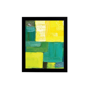Contempo 8X10In Wood Frame Black