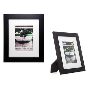 Langford 8X10In (For 5X7) Wood Frame, Black