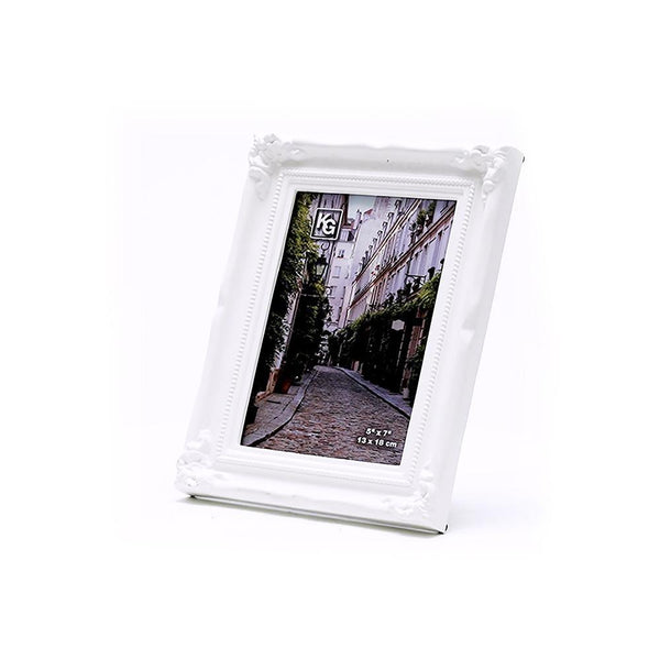 Georgia White Frame 5X7