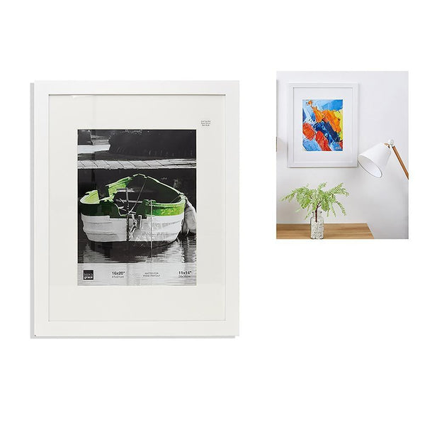 Langford 16X20In (For 11X14) Frame Wood, White