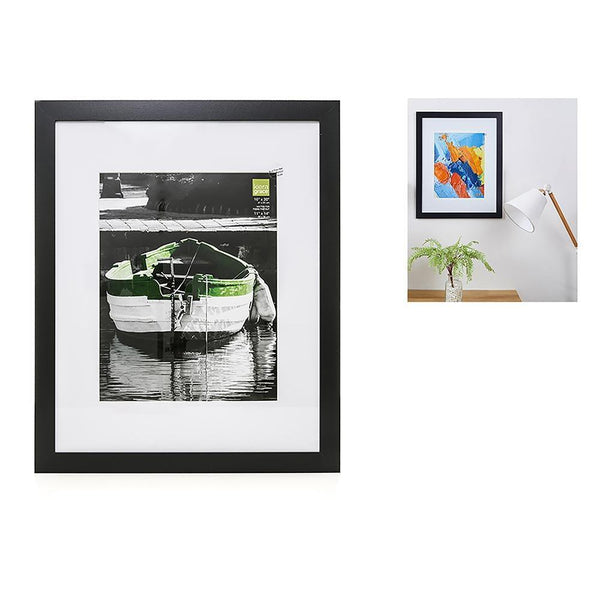 Langford 16X20In (For 11X14) Frame Wood, Black