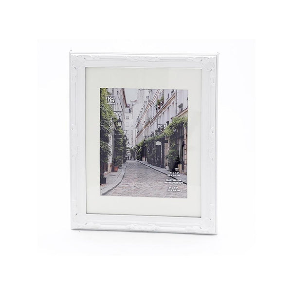 Georgia 11X14In (For 8X10) Frame White
