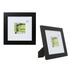 Langford 8X8In (For 4X4) Frame Wood, Black