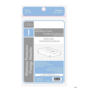Mattress Cover Twin 39X76In