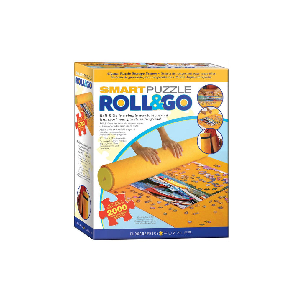 Eurographics Smart Puzzle Roll & Go Mat Box