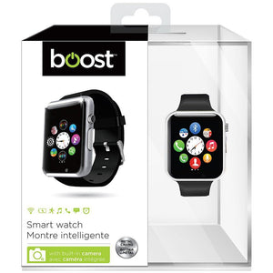 Smart watch with camera. - Dollar Max Depot