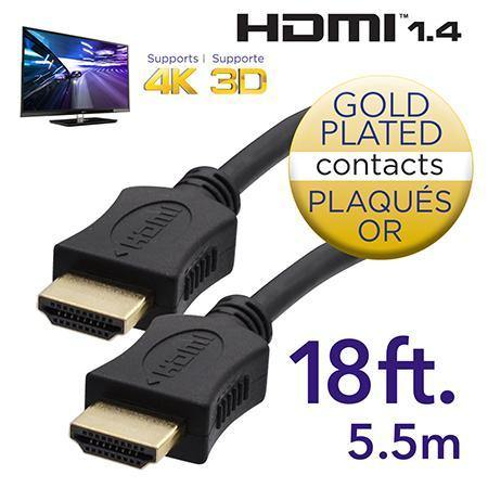 Hdmi Cable 18Ft