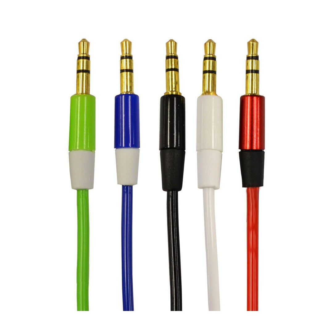 Auxiliary Audio Cable 4Ft - Dollar Max Depot
