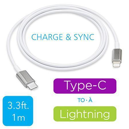 Cable Type-C And Lightning