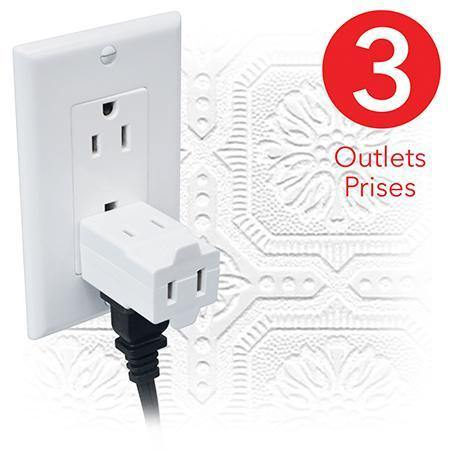 Electrical Power Strip - Dollar Max Depot