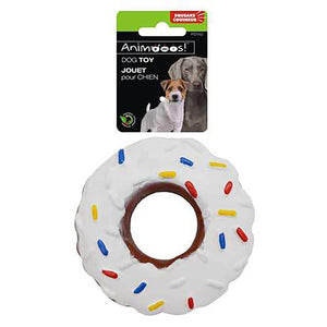 Squeaky Doughnut Toy - Dollar Max Depot