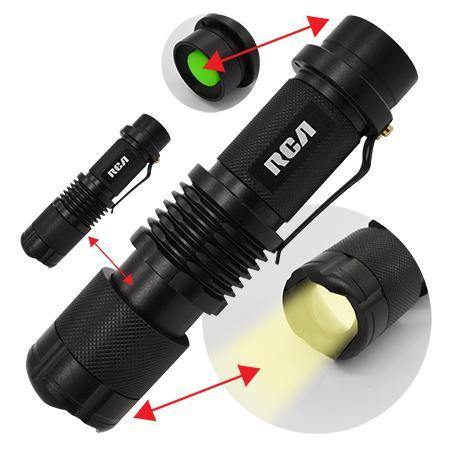Flashlight 350 Lumens