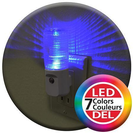Pilot Light To 7 Colors