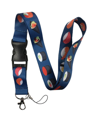 Lanyard With Wide Ribbon And Clips - Forev406221444 - Dollar Max Depot
