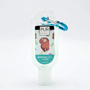 Portable Hand Sanitizer 29Ml With Clip