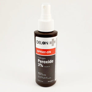 Spray On Hydrogen Peroxide 3% 10 Volume Usp 100Ml