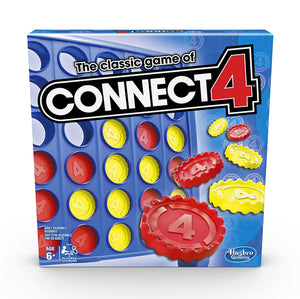 Game Connect 4 Bilingual - Hasbro Boardgame - Dollar Max Depot