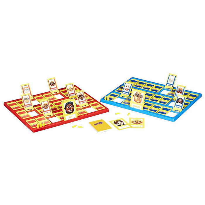 Game Guess Who? Classic - Hasbro Boardgame - Dollar Max Depot