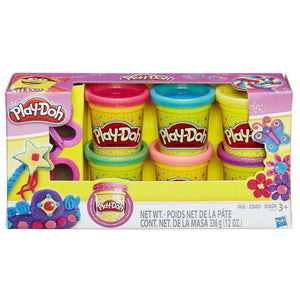 Play-Doh Sparkle Compound Collection - Dollar Max Depot