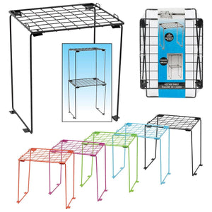 "12"" Mesh Locker Shelf Collapsible"