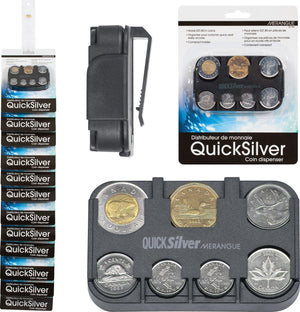 Quick Silver Coin Dispenser
