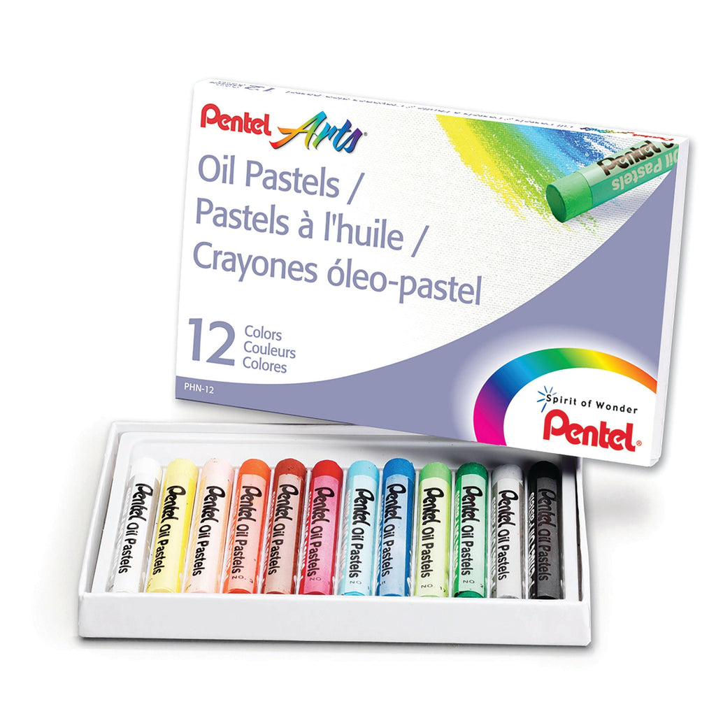 Pentel Arts 12 Color Set