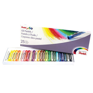 Pentel Arts 25 Color Set