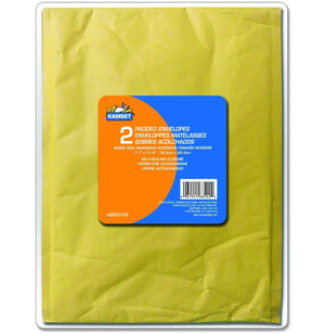 "2 Padded Envelopes 7.7'X11.4"" - Dollar Max Depot"