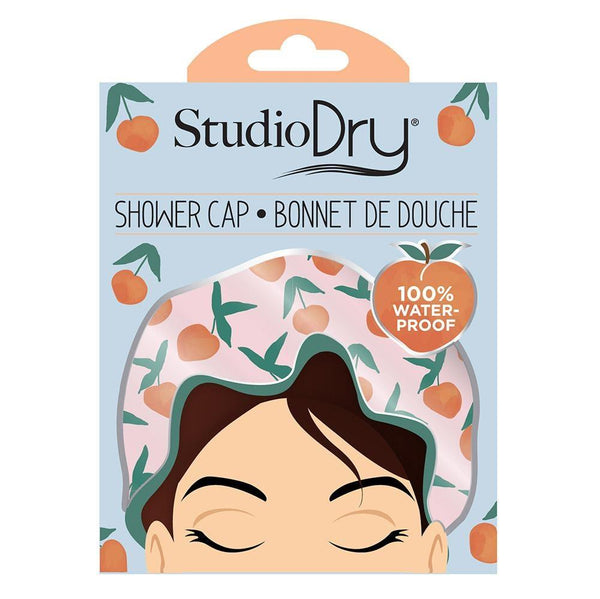 Shower Cap - Peach