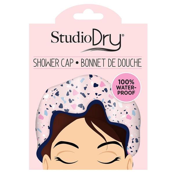 Shower Cap - Pink Terra